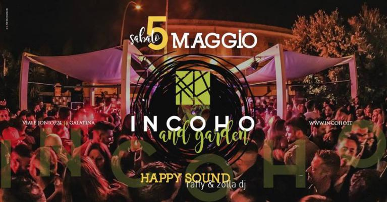 Incoho - HAPPY SOUND