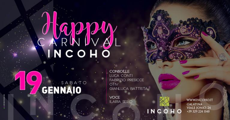 Incoho - Happy Carnival