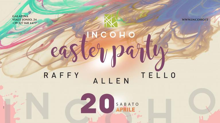 Incoho - Easter Party 2019